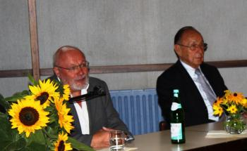 Genscher Ber 60 Jahre BRD Hans Dietrich Re Aussenminister